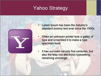 Santa Claus PowerPoint Template - Slide 11