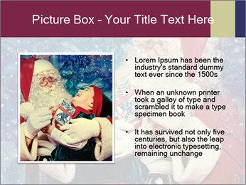 Santa Claus PowerPoint Template - Slide 13