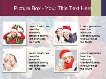 Santa Claus PowerPoint Template - Slide 14