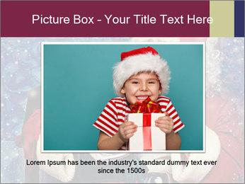 Santa Claus PowerPoint Template - Slide 15