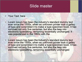 Santa Claus PowerPoint Template - Slide 2