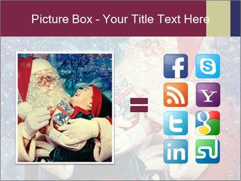 Santa Claus PowerPoint Template - Slide 21
