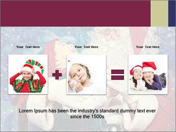 Santa Claus PowerPoint Template - Slide 22