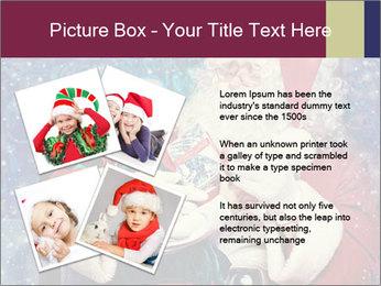 Santa Claus PowerPoint Template - Slide 23