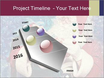 Santa Claus PowerPoint Template - Slide 26