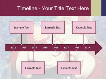 Santa Claus PowerPoint Template - Slide 28