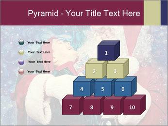 Santa Claus PowerPoint Template - Slide 31