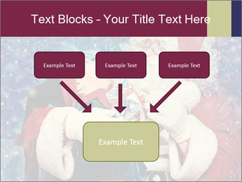 Santa Claus PowerPoint Template - Slide 70