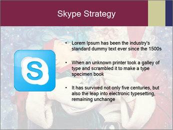 Santa Claus PowerPoint Template - Slide 8