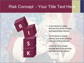Santa Claus PowerPoint Template - Slide 81