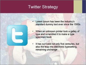 Santa Claus PowerPoint Template - Slide 9