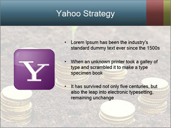 Money growth concept. PowerPoint Template - Slide 11