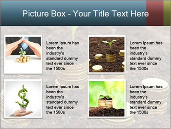 Money growth concept. PowerPoint Template - Slide 14