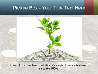 Money growth concept. PowerPoint Template - Slide 15