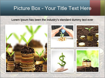 Money growth concept. PowerPoint Template - Slide 19