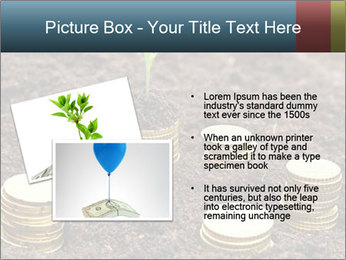Money growth concept. PowerPoint Template - Slide 20