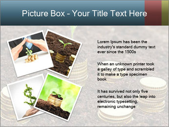 Money growth concept. PowerPoint Template - Slide 23