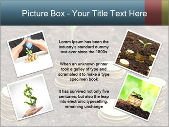Money growth concept. PowerPoint Template - Slide 24