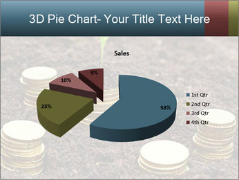Money growth concept. PowerPoint Template - Slide 35
