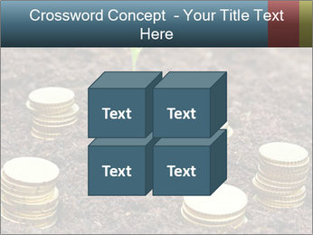 Money growth concept. PowerPoint Template - Slide 39