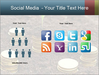 Money growth concept. PowerPoint Template - Slide 5
