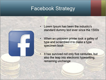 Money growth concept. PowerPoint Template - Slide 6