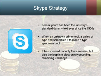 Money growth concept. PowerPoint Template - Slide 8