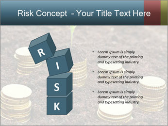 Money growth concept. PowerPoint Template - Slide 81