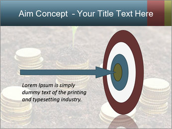 Money growth concept. PowerPoint Template - Slide 83