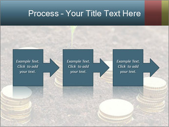 Money growth concept. PowerPoint Template - Slide 88