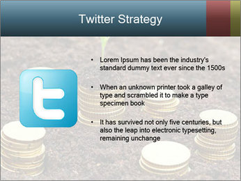 Money growth concept. PowerPoint Template - Slide 9