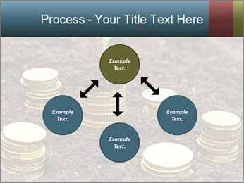 Money growth concept. PowerPoint Template - Slide 91