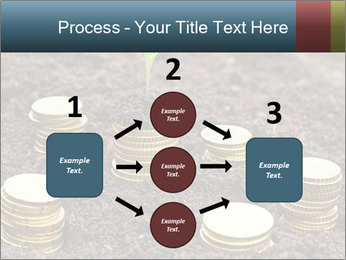 Money growth concept. PowerPoint Template - Slide 92