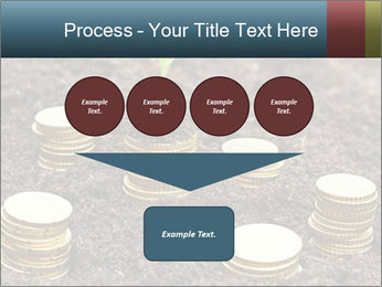 Money growth concept. PowerPoint Template - Slide 93