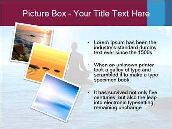 Silhouette PowerPoint Template - Slide 17
