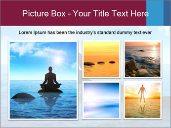Silhouette PowerPoint Template - Slide 19