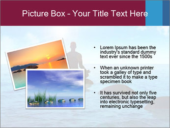 Silhouette PowerPoint Template - Slide 20