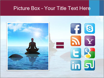 Silhouette PowerPoint Template - Slide 21