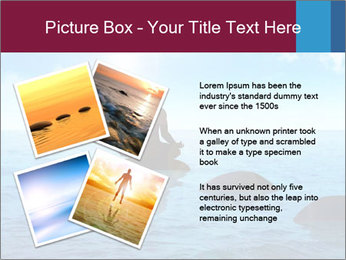 Silhouette PowerPoint Template - Slide 23