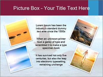 Silhouette PowerPoint Template - Slide 24