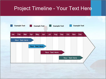 Silhouette PowerPoint Template - Slide 25