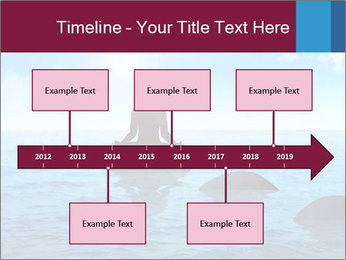 Silhouette PowerPoint Template - Slide 28