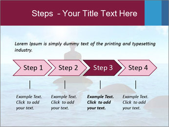 Silhouette PowerPoint Template - Slide 4