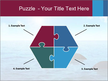 Silhouette PowerPoint Template - Slide 40