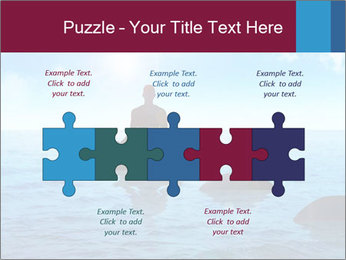 Silhouette PowerPoint Template - Slide 41