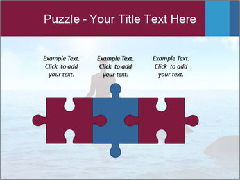 Silhouette PowerPoint Template - Slide 42