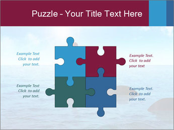 Silhouette PowerPoint Template - Slide 43