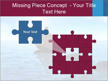 Silhouette PowerPoint Template - Slide 45
