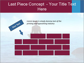 Silhouette PowerPoint Template - Slide 46