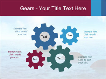 Silhouette PowerPoint Template - Slide 47